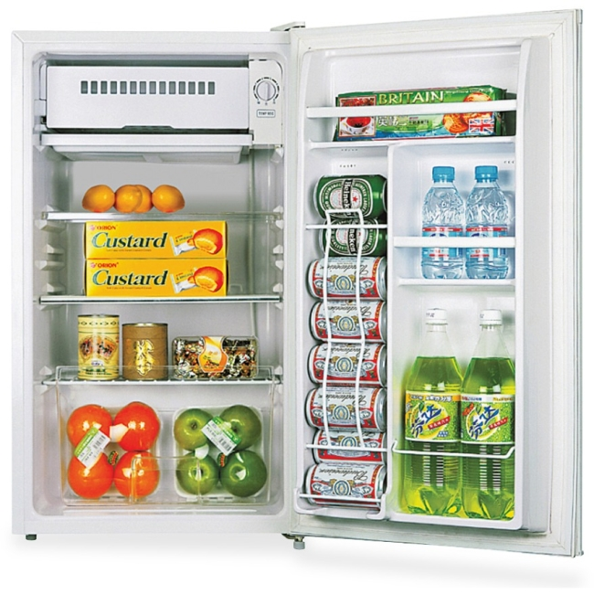 Lorell 3.3 cu.ft. Compact Refrigerator 72312 LLR72312