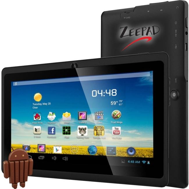 Zeepad Tablet 7DRK-Q-BLACK 7DRK-Q
