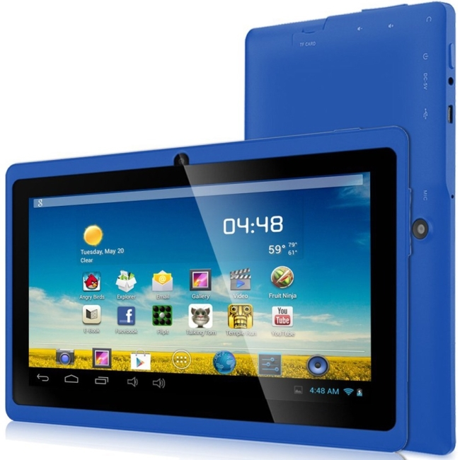 Zeepad Tablet 7DRK-Q-BLUE 7DRK-Q