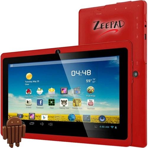 Zeepad Tablet 7DRK-Q-RED 7DRK-Q