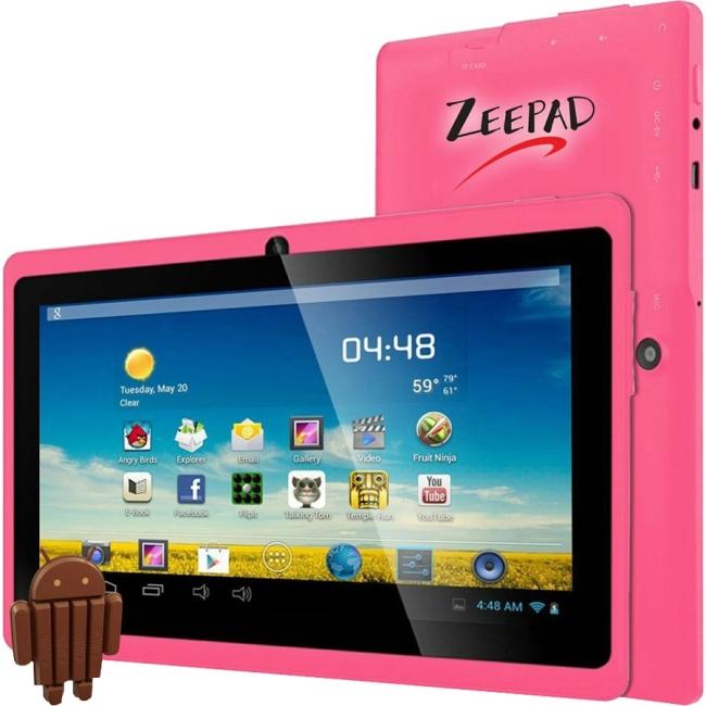 Zeepad Tablet 7DRK-Q-PINK 7DRK-Q