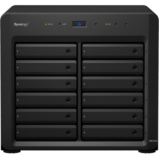 Synology Drive Enclosure DX1215