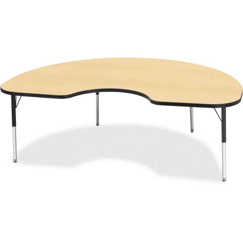 Berries Elementary Height Color Top Kidney Table 6423JCE011 JNT6423JCE011