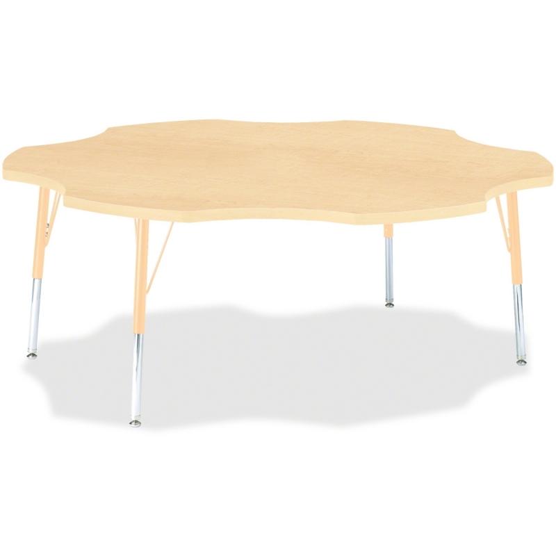 Berries Elementary Maple Laminate Six-leaf Table 6458JCE251 JNT6458JCE251