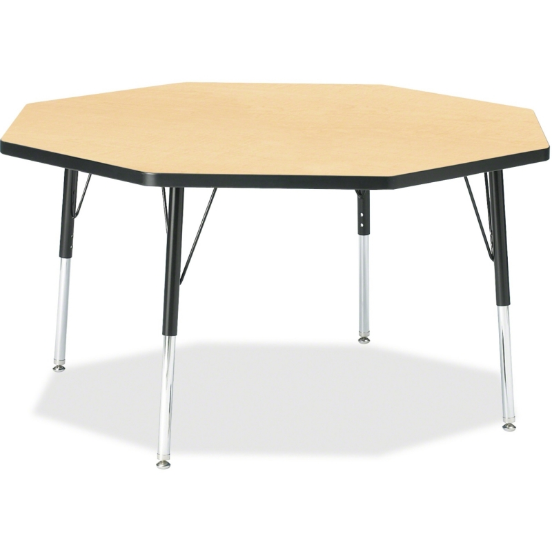 Berries Elementary Height Color Top Octagon Table 6428JCE011 JNT6428JCE011