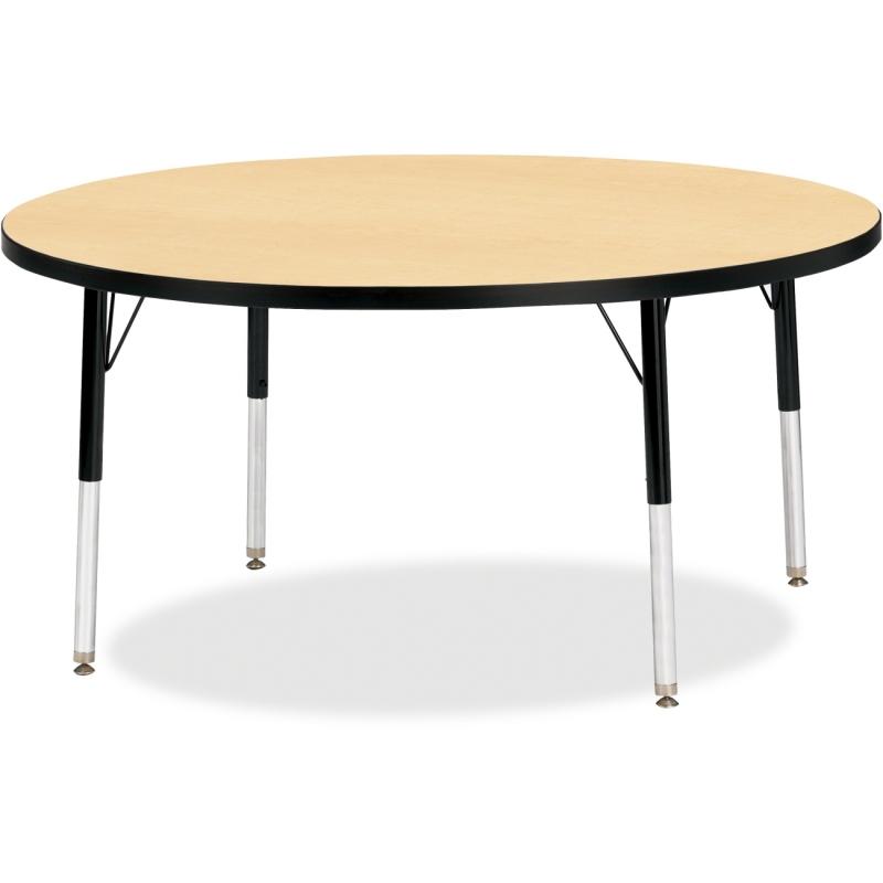 Berries Elementary Height Color Top Round Table 6433JCE011 JNT6433JCE011