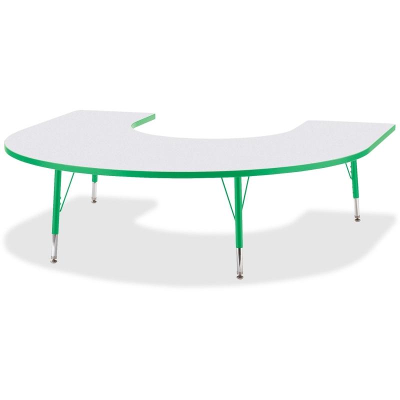 Berries Prism Horsheshoe Student Table 6445JCT119 JNT6445JCT119
