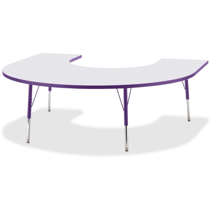 Berries Prism Horsheshoe Student Table 6445JCA004 JNT6445JCA004