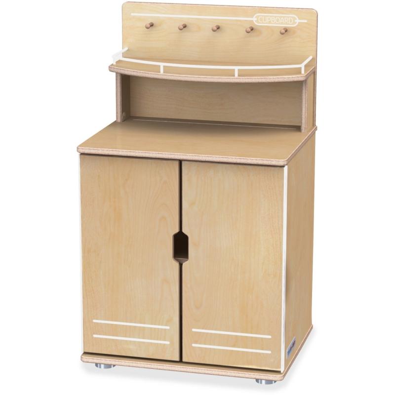 TrueModern TrueModern - Play Kitchen Cupboard 1707JC JNT1707JC