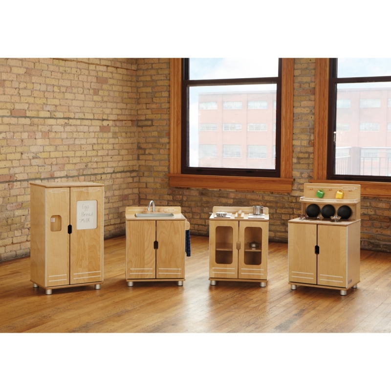 TrueModern TrueModern - 4-pc Play Kitchen Set 1711JC JNT1711JC