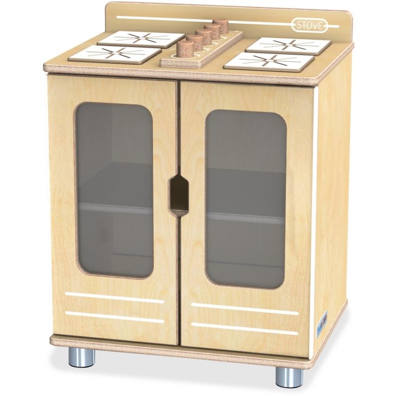 TrueModern TrueModern - Play Kitchen Stove 1709JC JNT1709JC