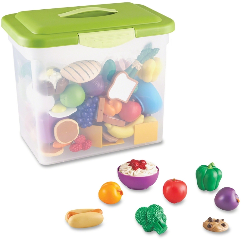 New Sprouts Classroom Play Food Set LER9723 LRNLER9723