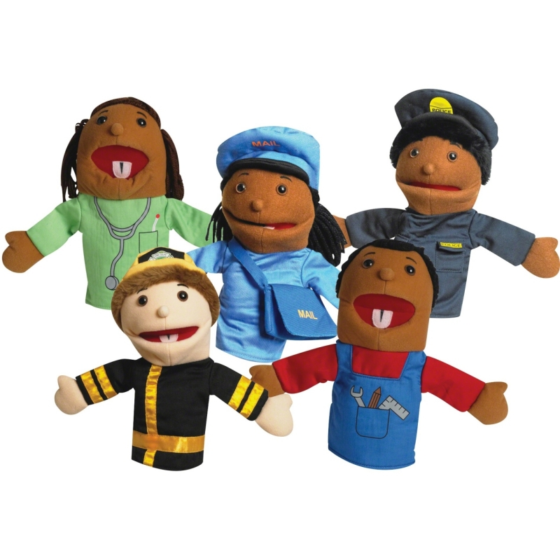 Childrens Factory Career Puppets 100897 CFI100897