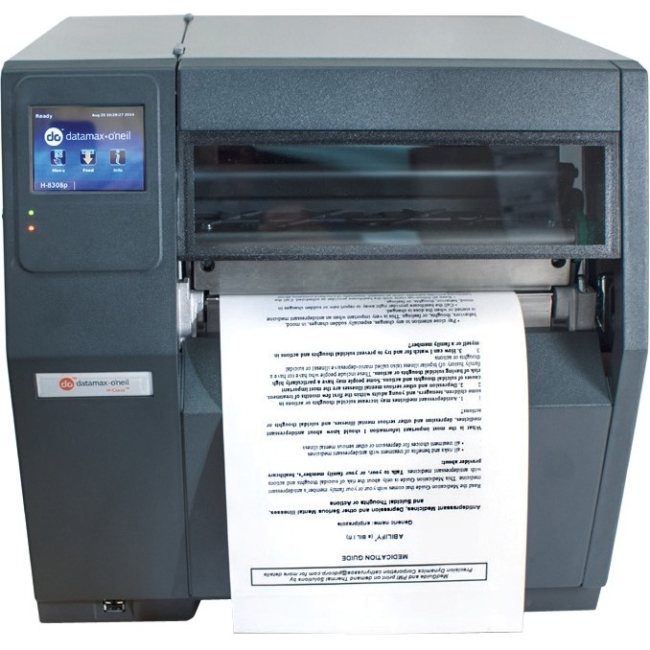 Datamax-O'Neil High-Performance PCL Industrial Printer C8P-00-08000004 H-8308p