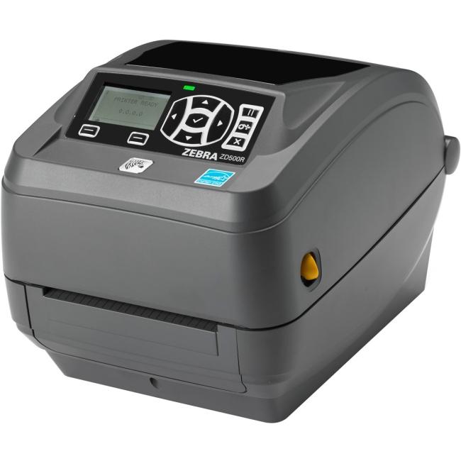 Zebra Thermal Transfer RFID Label Printer ZD50042-T112R1FZ ZD500R