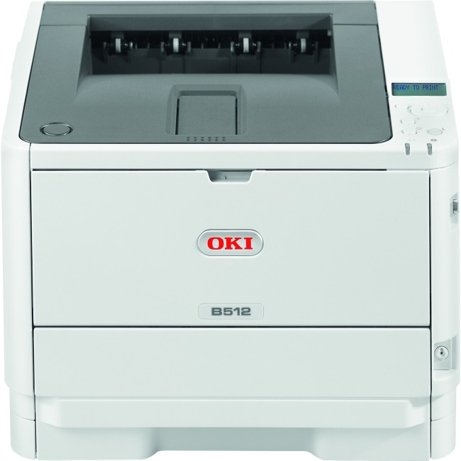 Oki Monochrome Printer 62444601 B512dn