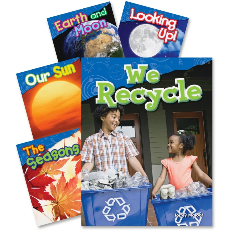 Shell 1st Grade Earth and Space Book Set 23021 SHL23021