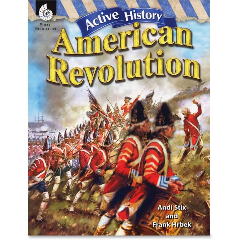 Shell Active History: American Revolution 51075 SHL51075