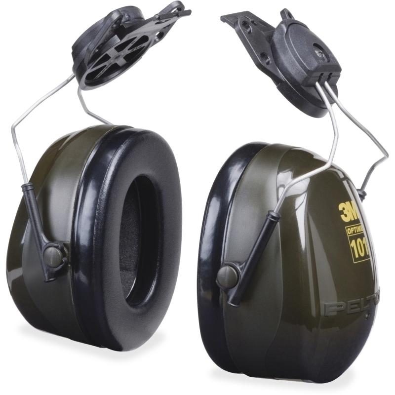 Peltor Optime Earmuff Cap-Mount Headset H7P3E MMMH7P3E