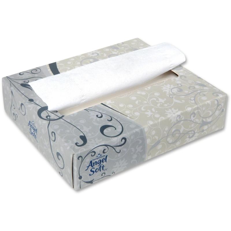 Angel Soft PS Ultra Facial Tissue W548550 GPCW548550