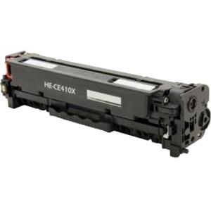 eReplacements Compatible Toner Replaces CE410X CE410X-ER