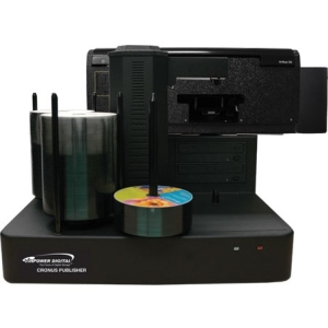 Vinpower Digital Cronus DVD/CD Publisher with CISS Inkjet Printer - 2 drives CRONUS-802I