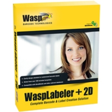 Wasp Wasp Labeler +2D - Complete Product - Unlimited User 633808105297