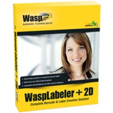 Wasp Wasp WaspLabeler +2D - Complete Product - 5 User 633808105273