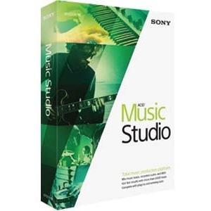 Sony Sony ACID Music Studio v.10.0 for Windows 10 - Complete Product - 1 User MSAMST10000