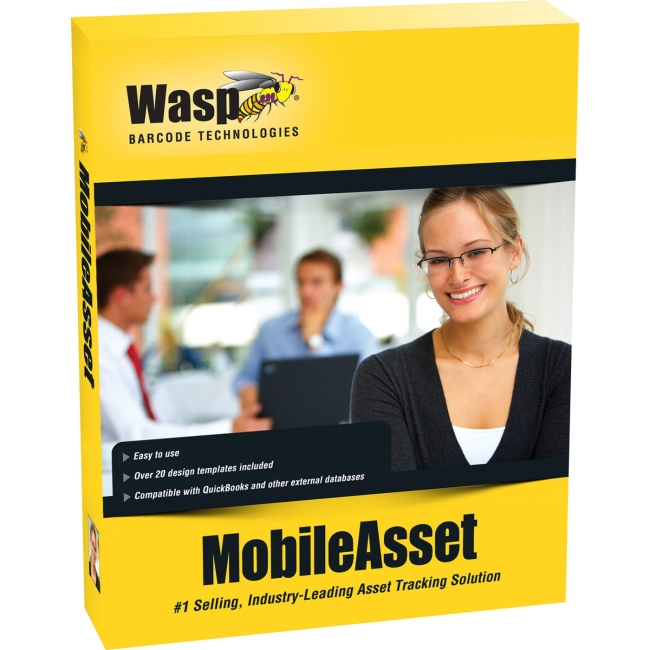 Wasp Wasp MobileAsset Professional Edition - 5 User 633808927578