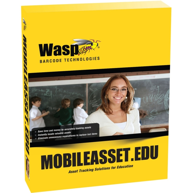 Wasp Wasp MobileAsset.EDU Enterprise Edition - Unlimited User 633808927776