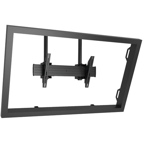 Chief FUSION X-Large Dual Pole Flat Panel Ceiling Mount XCM7000