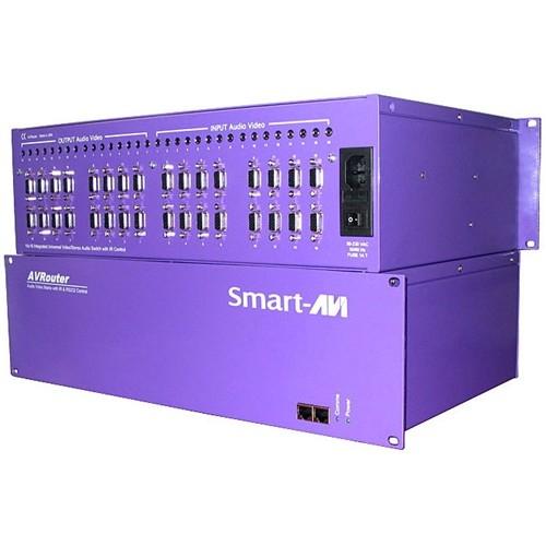 SmartAVI Video Switch AV16X16S