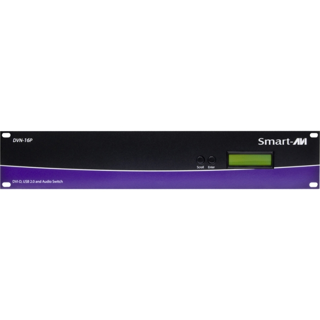 SmartAVI DVI Switch DVN-16PS DVN-16P