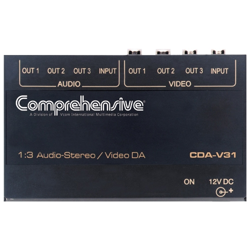 Comprehensive Video Splitter CDA-V31