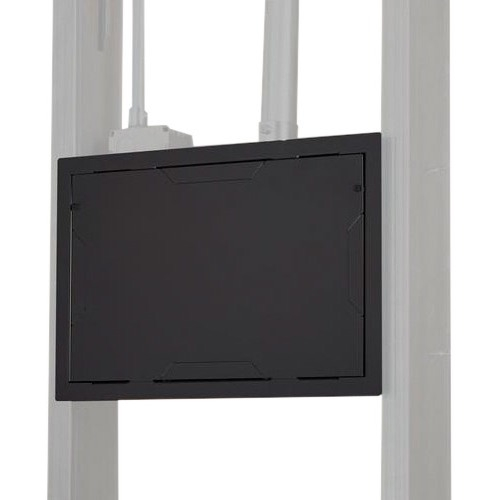 Chief In-Wall Storage Box with Flange and Cover PAC525FC
