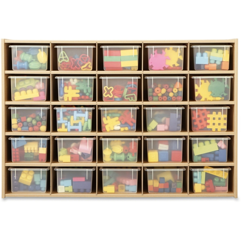 young Time 25 Tray Cubbie Storage 7141YT441 JNT7141YT441