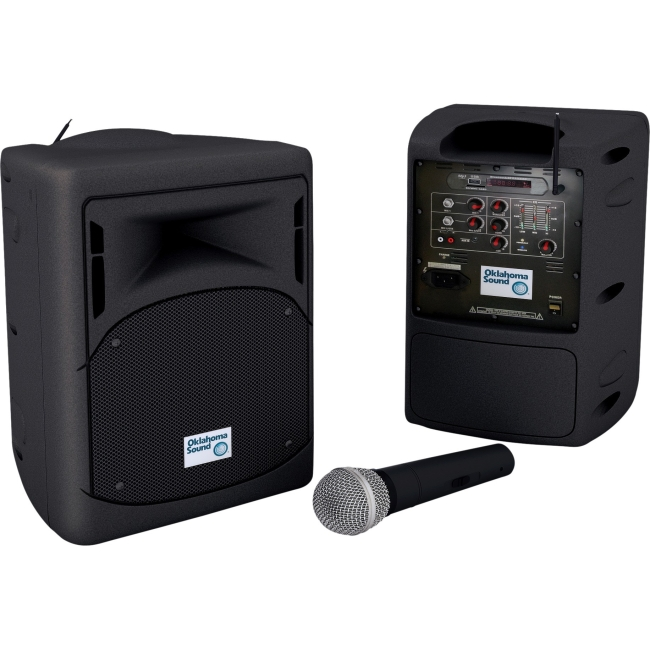 Oklahoma Multimedia Kit PRA-8000-VA