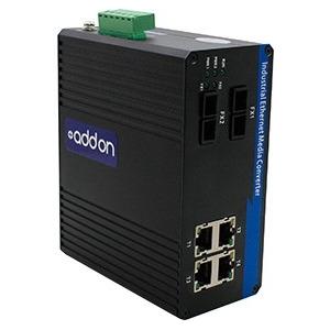 AddOn Transceiver/Media Converter ADD-IGMC-LX-2FC4