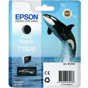 Epson Ultrachrome HD Ink Cartridge T760820 T760