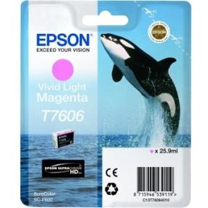 Epson Ultrachrome HD Ink Cartridge T760620 T760