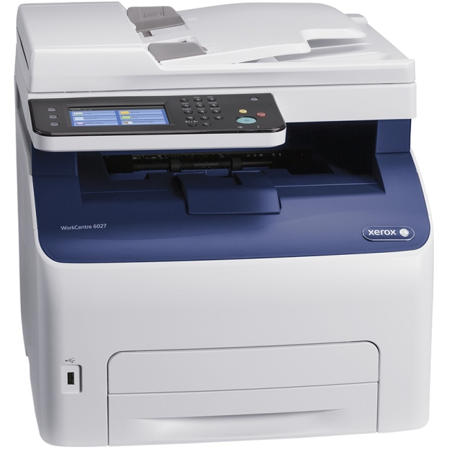 Xerox WorkCentre 6027 Multifunction Color LED Printer 6027/NI