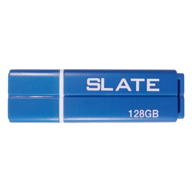 Patriot Memory 128GB Slate USB 3.0 Flash Drive PSF128GLSS3USB
