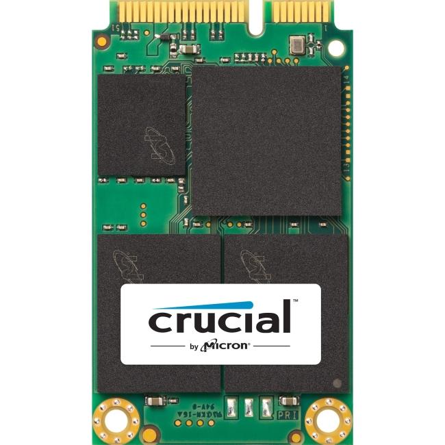 Crucial 500GB mSATA 6Gb/s Internal SSD CT500MX200SSD3 MX200