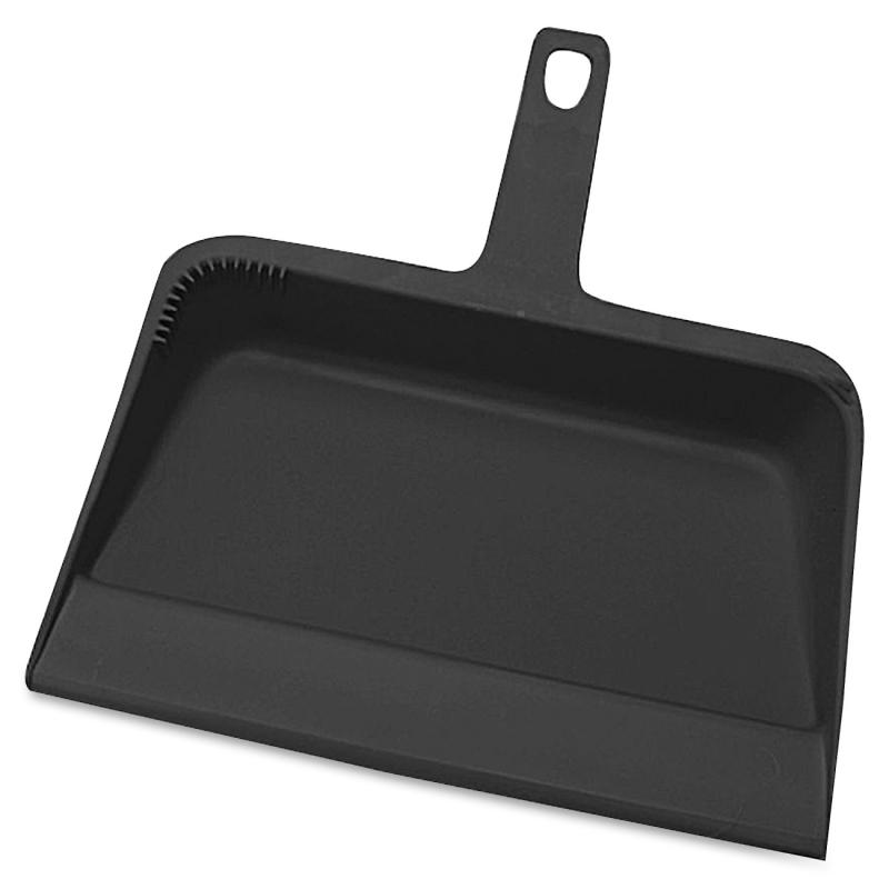 Genuine Joe Heavy-duty Plastic Dust Pan 02406CT GJO02406CT