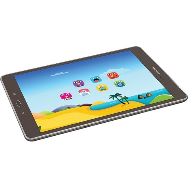 """Samsung Galaxy Tab A 8.0"""" 16GB (Wi-Fi), Smoky Titanium SM-T350NZAAXAR SM-T350"""