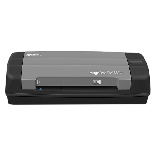 Ambir ImageScan Pro DS687IX-AS 687ix