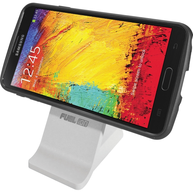 Patriot Memory FUEL iON Kit: Samsung Galaxy Note 3 Case with Charging Stand PCGSN3DS