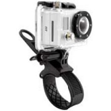 ARKON Bicycle or Roll Bar Zip-Tie Style Removable Strap Mount for GoPro HERO GP234