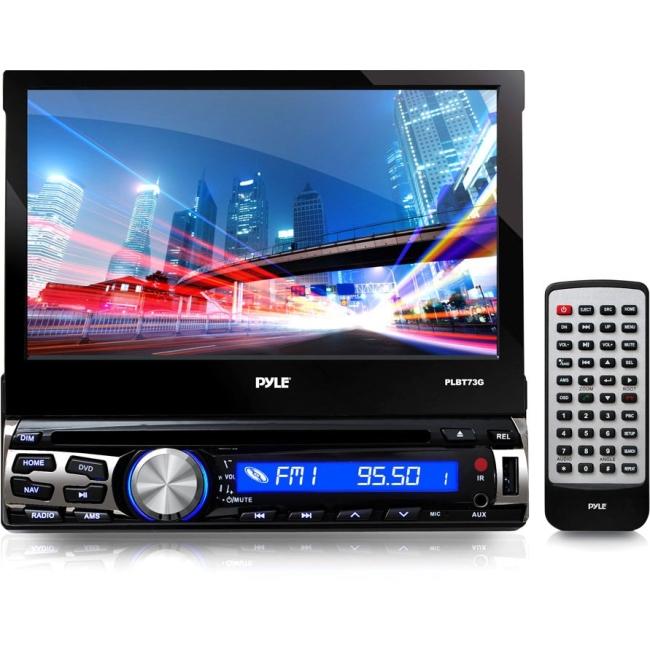 Pyle Automobile Audio/Video GPS Navigation System PLBT73G